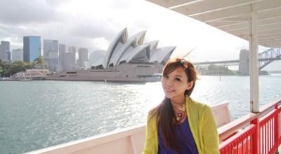 ▌澳洲 ▌Day3雪梨港灣遊艇&隨意的達令港灣漫步~加碼了夜遊!!!