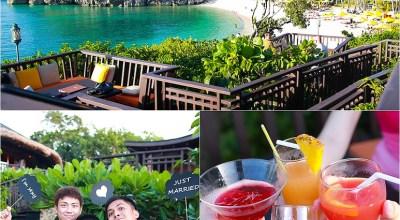 ▌長灘島 ▌Boracay♥DAY3香格里拉度假村好適合求婚♥SOLANA夕陽小酌&SIRENA豪華海鮮大餐