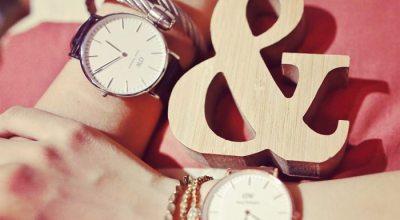 ▌穿搭  ▌極簡主義的Daniel Wellington♥當作我們的對錶