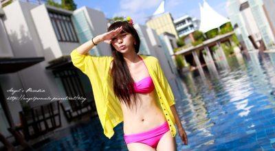 ▌曼谷 ▌DAY5來去華欣度假♥開門就是泳池的完美Let's Sea.房間泳池篇
