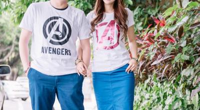 ▌情侶穿搭 ▌我們的運動時尚♥GIORDANO復仇者聯盟2「THE AGE OF SPORT CHIC」