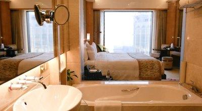 ▌旅遊 ▌澳門住宿♥Galaxy銀河酒店30F面泳池雙人房