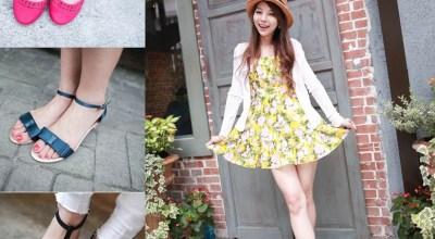 ▌穿搭 ▌浪漫甜美可愛GET♥日本ORiental TRaffic♥超燒的四雙繽紛美鞋