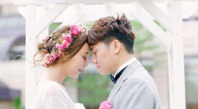 ▌婚禮 ▌許我一個好天氣♥夢想實現的戶外證婚首部曲♥(影音)