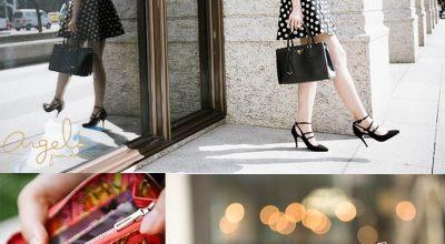 ▌精品 ▌買名牌的新選擇101名品會♥PRADA Saffiano Lux殺手包&HERMES短夾