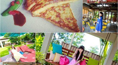 ▌曼谷 ▌DAY6來去華欣度假♥Let's Sea任你吃的點菜式美味早餐&花園