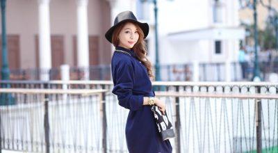 ▌穿搭 ▌陪伴我橫跨兩國的Js Select♥洋裝百寶箱5 Looks
