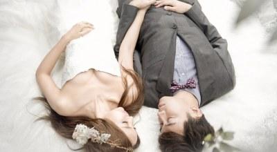 【婚紗】回到初戀般的純粹,保留愛情悸動的夢幻婚紗照♡♡♡