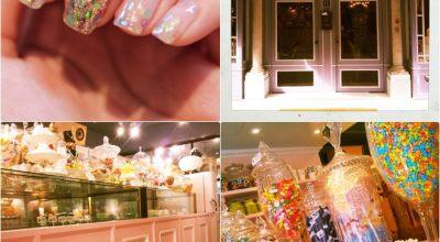 ▌光療 ▌像糖果屋又像美人魚的鱗片一樣斑斕的三月號