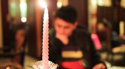 ▌食記 ▌懷舊風~沾美西餐廳‧是大家慶生的好地方