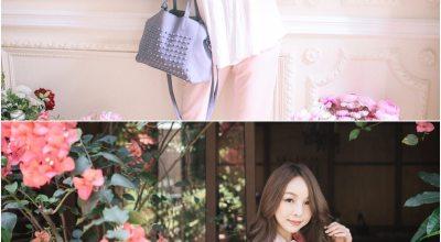 ▌穿搭 ▌Chochobee's Closet春天的粉嫩浪漫元素大集合♥上♥