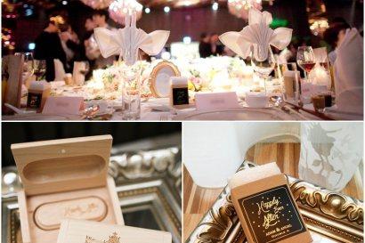 【My Wedding】我們專屬的婚禮小物♡公益囍米&客製化隨身碟♡