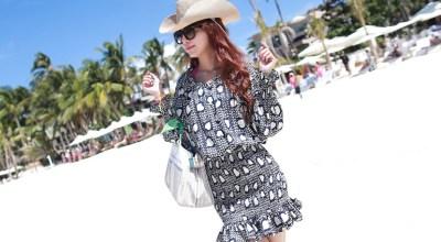 ▌渡假穿搭 ▌長灘島7天度假怎麼穿♥岸上私服篇