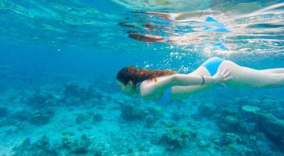 【2015蜜月】馬爾地夫♡The Residence從房間一躍而下的美麗,浮潛超感動