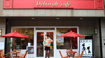▌食記 ▌大直‧讓我想把整間店搬回家的桃色Deborch Cafe