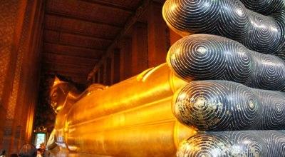 ▌旅遊 ▌曼谷自助行‧搭渡輪遊昭披耶河造訪金光閃閃臥佛寺