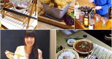 【台北美食】飯BAR。時尚創意中菜~飯後必點超吸睛!桌邊現作提拉米蘇