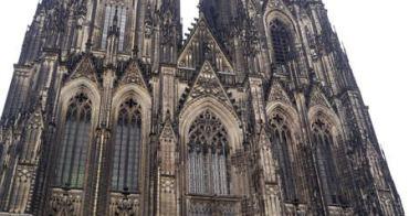 【2013❤德國】開朗少女12天的進擊冒險。哥德式經典教堂!科隆市的著名地標。科隆大教堂