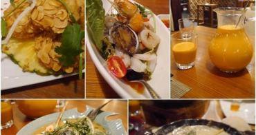 【台北美食】RAMA泰 泰式皇家主題餐廳。欣賞信義區夜景~ATT 4 FUN 約會景觀餐廳!