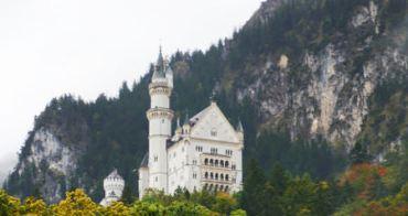 【2013❤德國】開朗少女12天的進擊冒險。二訪德國就是為了它!! 童話故事中的美麗城堡。舊天鵝堡Hohenschwangau (上)