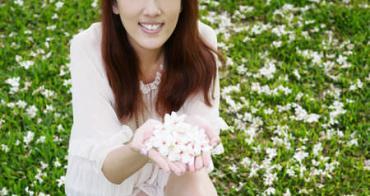 【苗栗旅遊】夢幻五月雪搶先看! 賞桐花的好所在。桐花樂活公園客家大院 (上)
