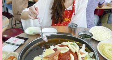 【2012夏❤首爾】5天4夜半自助行。濃郁起司化不開好有愛。新村春川家辣炒雞排
