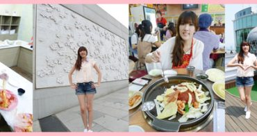 【2012夏❤首爾】5天4夜半自助行。第一次韓國旅遊就上手。行程總整理