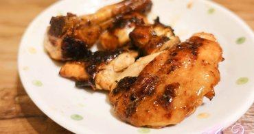 【中永和美食】龐家永康公園生烤雞腿。樂華夜市旁超人氣烤雞腿!食尚玩家都來採訪
