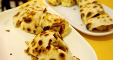 【台北美食】陳根找茶。信義區大排長龍早餐店~全為這酥脆的蛋餅而來!