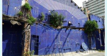 【台南旅遊】濃濃藝術味打造古都新風格。海安路藝術街