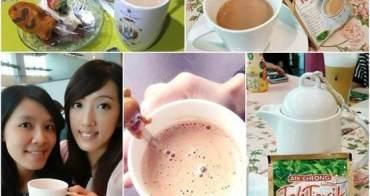 【宅配美食】益昌香滑奶茶。下午茶好喝的沖泡飲品