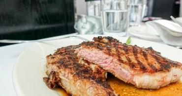 【台北美食】莫爾頓牛排館Morton's The Steakhouse。浪漫101高空美景~情人節品嚐極致奢華牛排