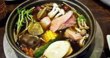 [新莊美食 喜園風味涮涮鍋] 在地13年老店 食在安心的美味鍋物  嚴選有機蔬菜以及認證肉類海鮮