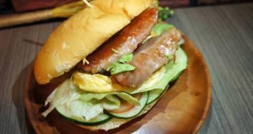[板橋江子翠早餐]料理創意無極限 大推皮蛋起士蛋餅與法式吐司 玖作良食