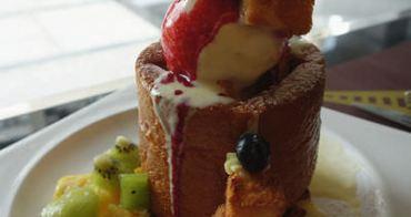 【台中】德爾芙餐廳de reve café,在巴黎鐵塔約會喝下午茶!