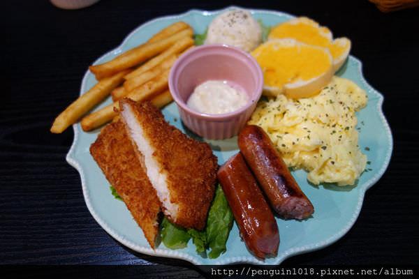 【員林】AM田原早午餐;從早到下午都可以享用美味Brunch~