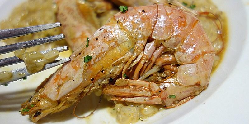 【彰化市】藍廚義式廚房;新菜單登場!享受義大利美食就到這裡,美味南義海鮮燉飯,彰化推薦必訪義大利麵餐館~