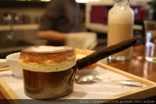 【台南市】Les Petits Pots小銅鍋咖啡館;讓人幸福的美味舒芙蕾。