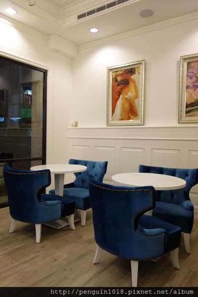 【員林】又見天空藍咖啡館;享受天空藍雅緻浪漫的氛圍。