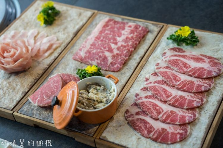 牧島燒肉台中大墩店|全新菜色登場!超強全牛套餐、伊比利黑豬肉,升級厚肉燒烤,台中燒肉推薦!