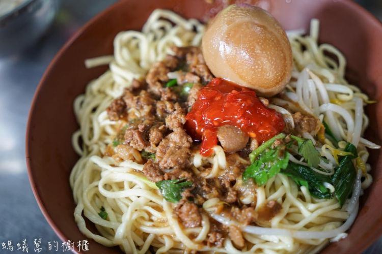 京沅中式早午餐|彰化市小巷裡的美味麵食、肉羹湯,熟門熟路才知道的巷弄小吃。