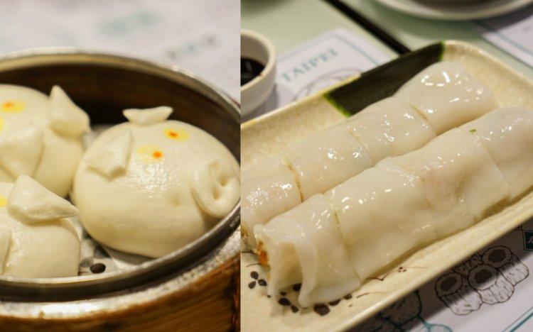 香港旺角點點心 | 旺角點點心,香港自由行必吃點心,推薦燒汁釀茄子、真係菠蘿包。