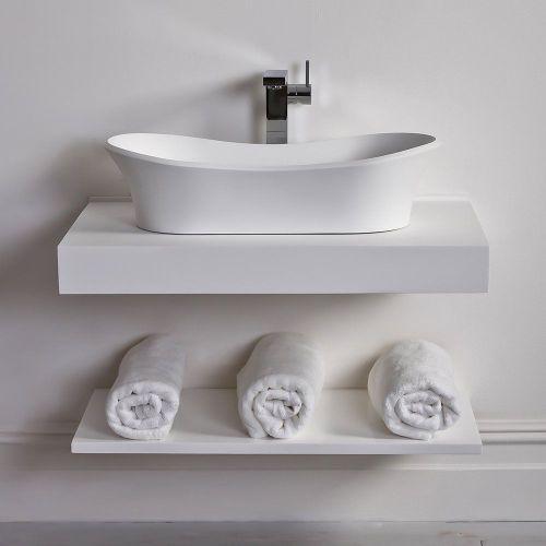 Medium Crop Of Wall Mounted Shelves For Bathroom