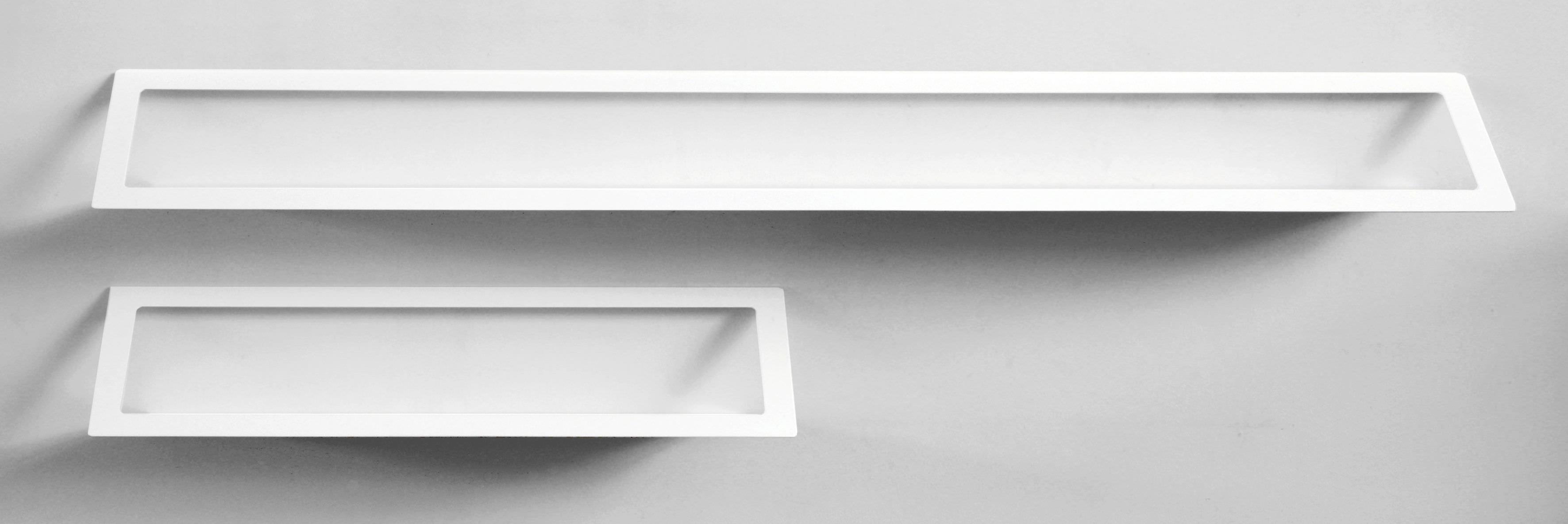 Fullsize Of Modern Metal Wall Shelf