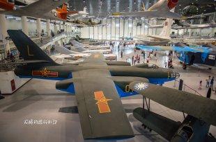 |高雄‧岡山|航空教育展示館,亞洲首座懸吊國寶級戰機展示館,41架軍戰機等著你