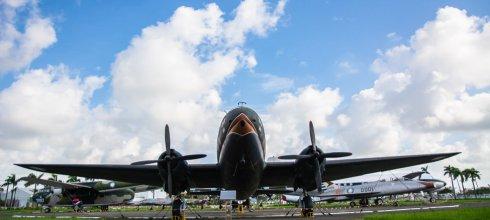 |高雄景點|空軍軍機展示場,軍事迷不能錯過的地方