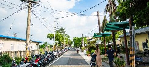 |屏東景點|F3藝文特區藝術村,隱藏在枋寮車站旁的鐵道藝術村