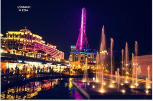 Kaohsiung 高雄‧大樹 置身在歐洲不夜城*義大世界