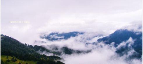 Nantou 南投‧仁愛 我在8度合歡山山上
