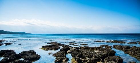 |屏東‧恆春|藍色海洋,心遺留的地方,萬里桐